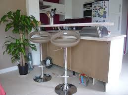 bar de cuisine alinea plan de travail cuisine alinea stunning table de
