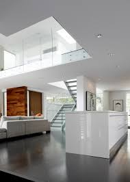 gorgeous bucktown house double height living room interior