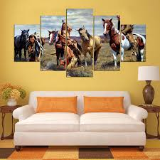 living nativity promotion shop for promotional living nativity on modern abstract painting canvas wall art picture 5 panel american native tribes indian home decoration living room print pengda