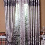 curtains surprising brown long simple fabric and furing curtains