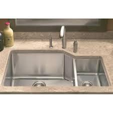 lada ld3020r undermount 36 inch offset bowl kitchen sink
