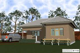 1 Bedroom House Plans by House Plans U0026 Designs For Africa All Floor Plans Maramani Com