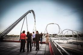 Biggest Six Flags Six Flags Said To Plan World U0027s Biggest Roller Coaster In Dubai