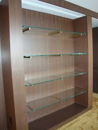 Brackets For Glass Shelves by The Popular Types And Options Available In Glass Shelf Brackets