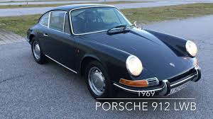 outlaw porsche 912 1969 porsche 912 lwb 360 walk around engine video youtube