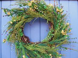 eco friendly thanksgiving wreath ideas family