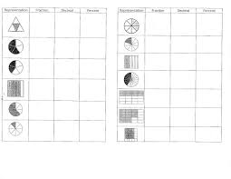 worksheet convert fractions to decimals benaffleckweb worksheets