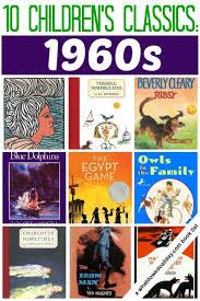 classic children u0027s books by the decade 1960s