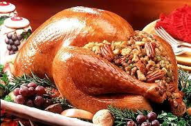 thanksgiving day dining info