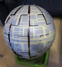 Ikea Paintings by I Turned Ikea Lamp Into A Death Star Bored Panda
