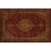Red And Orange Rug Better Homes And Gardens Rugs Walmart Com