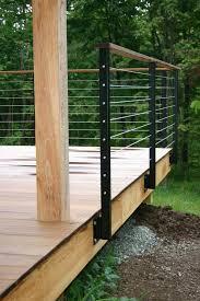 Fence Ideas For Patio Best 25 Steel Fence Ideas On Pinterest Steel Railing Design