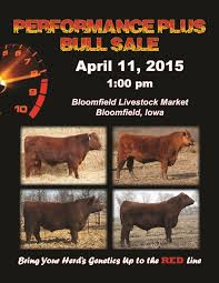 Bloomfield Sale Barn Upcoming Events Performance Plus Bull Sale Red Cow Relocators