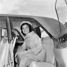 Kennedy Jacqueline Jacqueline Kennedy Onassis Fashion News Photos And Videos Vogue