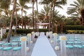 fort lauderdale wedding venues luxury south wedding venues the ritz carlton south
