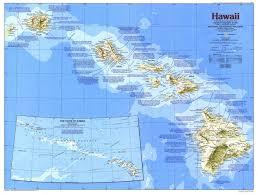 Map Of Hawaii Island Hawaii Outline Maps And Map Links Of Hawaiian Islands