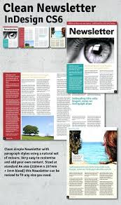templates for newsletters indesign newsletter templates newsletter templates free indesign e