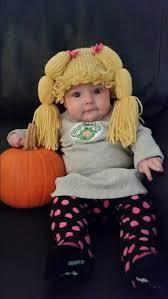 Cabbage Patch Kid Halloween Costume 25 Bästa Idéerna Om Cabbage Patch Costume På