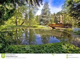 Oklahoma City Botanical Garden by Zagreb Botanical Garden City Oasis Stock Photo Image 43214961