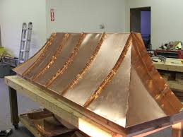 Copper Roof Cupola 5 Standing Seam Tools To Do Kick Work Stortz U0026 Son Inc