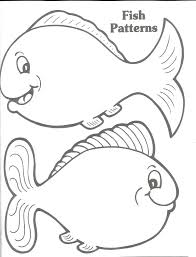 coloring pages printable fish patterns coloring pages flowers