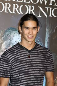booboo stewart at the annual eyegore awards opening night of