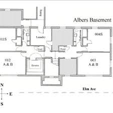 basement apartment floor plans tips ideas basement layouts small walkout basement floor