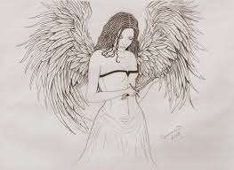 beautiful angel tattoo design photo 11 2017 real photo