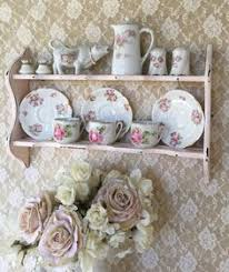 Shabby Chic Plate Rack by Shabby Chic Pink Hanging Curio Cabinet With Wire Mesh Doors