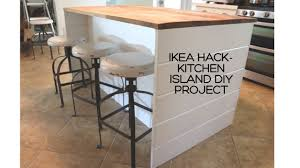 build kitchen island ikea cabinets ikea diy kitchen island with thrifted counter top free