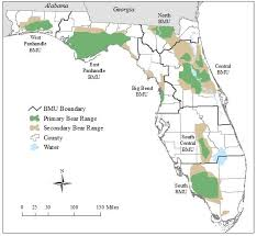 Panhandle Florida Map by Florida Fish And Wildlife Conservation Commission Meeting
