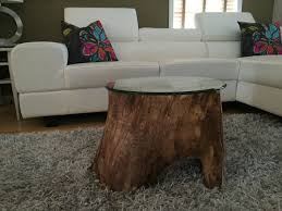coffee table magnificent farmhouse coffee table tree trunk table
