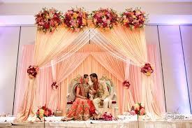 Wedding Stage Decoration Top 5 Indian Wedding Stage Decorations Bookingevents U2013 Booking Events