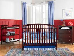 Graco Freeport 4 In 1 Convertible Crib Graco Freeport Convertible Crib Cherry Baby