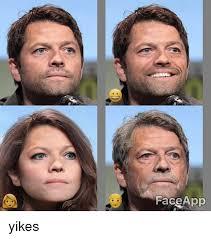 Meme Face App - face app yikes meme on me me