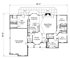 cape cod house plans with attached garage house plan 87817 at familyhomeplans com