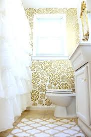 gold bathroom ideas white and gold bathroom ideas glam bathroom makeover white and