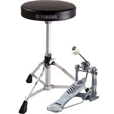 yamaha hardware pack yamaha bass drum pedal and throne package fp 6110a ds 550