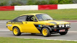 opel kadett opel kadett gte rallye car u00271976 u201377 youtube