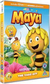 maya bee dvd amazon uk alexs stadermann dvd u0026 blu ray