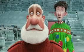 arthur christmas 2011 voices james mcavoy hugh laurie bill