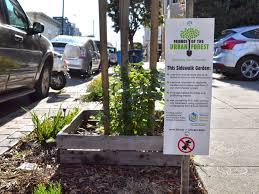 Urban Gardens San Francisco - urban gardens invade nopa sidewalks hoodline