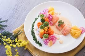 legumes cuisine jardin de légumes saumon sauce au beurre blancdollyjessy