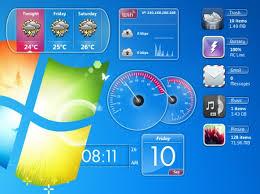 icone bureau windows 7 comment ajouter supprimer installer désinstaller restaurer