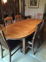 empire oval extending dining table tudor oak range crown oak