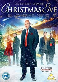 christmas eve dvd amazon co uk patrick stewart james roday
