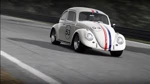 volkswagen beetle herbie forza 4 herbie vw beetle engine swap test youtube
