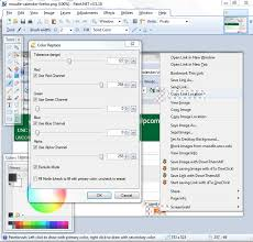 how to search replace a color in an image u2013 for free using paint