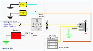 relay wiring diagram 87a relay wiring diagrams instruction
