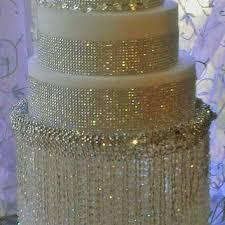 shop crystal cake stand on wanelo